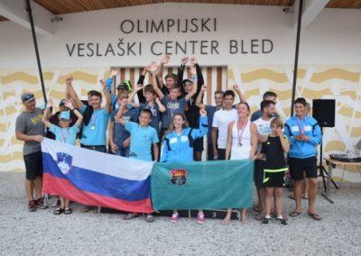 DP Sprint – Bled in SLO Pokal Hrastnik