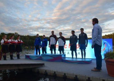 Manfreda in Mugerli bronasta na Olympic hopes v Bratislavi