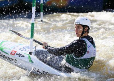 Evropsko prvenstvo za mladince in mlajše člane v slalomu – Krakov 2020