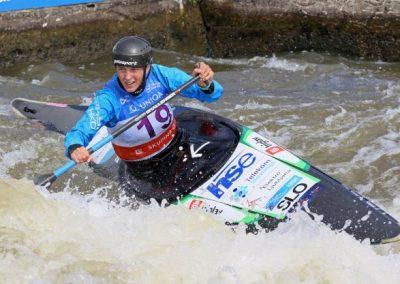 Finale svetovnega pokala v slalomu in svetovno prvenstvo v ekstremnem slalomu