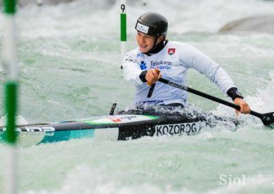 Alja Kozorog gre na Olimpijske igre v Tokio!