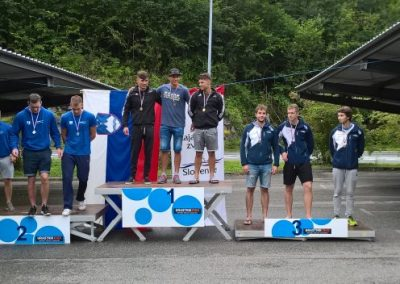 Državno prvenstvo v slalomu – Hrastnik 2018