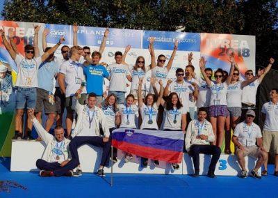 Svetovno prvenstvo za mladince in mlajše člane – IVREA 2018