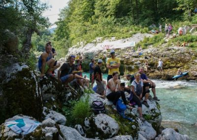 Tabor Gabrje in tekma za slovenski pokal Kobarid 2018