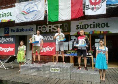 Mednarodno tekmovanje v slalomu v Meranu