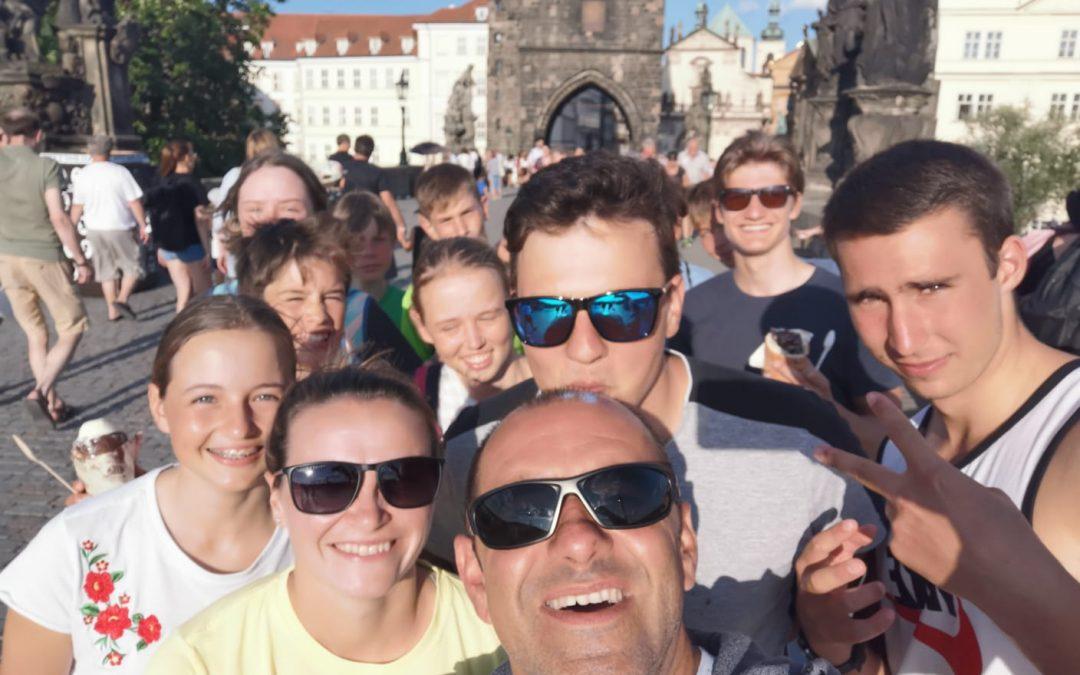 Priprave slalom Češka – Praga & Češke budejovice